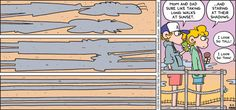 Stretching the Truth | FoxTrot