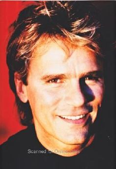 McGuyver Richard Dean Anderson 4x6 Photo Free Shipping