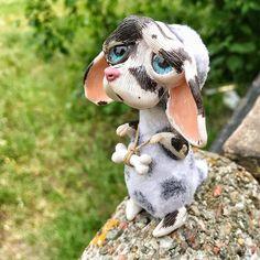 🍬🐶🍬#sweetdog #dog #animals #niezchinzpasji #mo_creatures #mosweetfactory #creative #fimo #art #etsy #arttoy #artdoll #ooak #ooaktoy #ooakdoll #clay #handmade #sculpey #sculpture #originalart #polymerclay #wip #magicalcreatures #collectibles #dollmaker #dollcollector #designertoys #kawaii #toymaker #cute