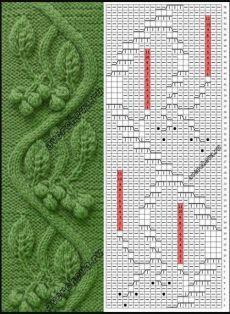 Zdarma Teddy Bear Amigurumi vzorek s hnědou barvou Rib Stitch Knitting, Lace Knitting Patterns, Knitting Stiches, Cable Knitting, Baby Hats Knitting, Knitting Charts, Stitch Patterns, How To Purl Knit, Knitting Projects
