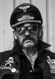 A Tribute to Lemmy! Thin Lizzy, Liam Gallagher, Ozzy Osbourne, Heavy Trash, Forest Lawn Memorial Park, Heavy Metal Rock, Ace Of Spades, Mirrored Aviators, Trending Sunglasses