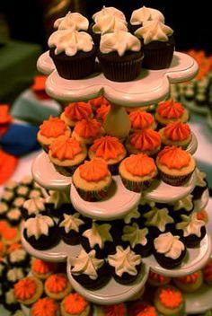 Receita de Cupcake e suas coberturas