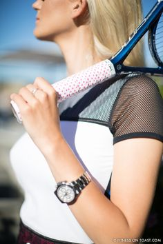 Fitness On Toast Hotel Byblos Monreal Tennis Clothes Woman Women Fashion-11