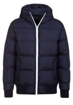 Winterjassen Urban Classics Winterjas - Blauw Blauw: 59,95 € Bij Zalando (op 26/09/14). Gratis verzending & retournering, geen minimum bestelwaarde en 100 dagen retourrecht!