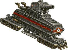 Iron Slider Metal Slug