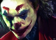 by DimaFisher on DeviantArt Joker Comic, Comic Art, Best Movie Villains, Batman Signal, Clown Names, Guy Fawkes Mask, Joker Wallpapers, Batman Universe, Hisoka