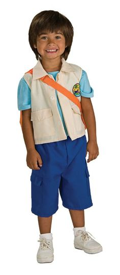 See  Go Diego Go Child... at Bargains Delivered  http://www.bargainsdelivered.com/products/diego-deluxe-boys-costume?utm_campaign=social_autopilot&utm_source=pin&utm_medium=pin