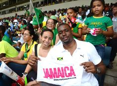 These Jamaica Tallawah supporters agree, Jamaica is the place to be.
