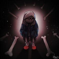 Sans/Genocide l Artist Ryuo