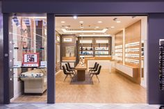 Trend Optik by Csiszér Design, Sopron – Hungary » Retail Design Blog