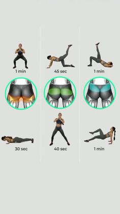 Body Weight Leg Workout, Full Body Gym Workout, Fitness Workout For Women, Butt Workout, Fitness Tips, Body Weight Exercises, Summer Body Workouts, Gym Workout For Beginners, Workout Videos