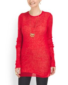 image of Lightweight Pullover Sweater