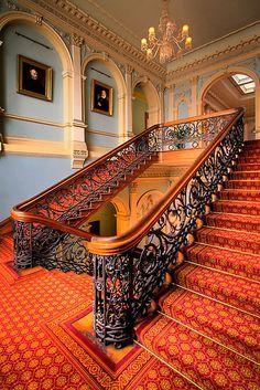 Werribee by Hans Kawitzki, Werribee Park Mansion Victoria