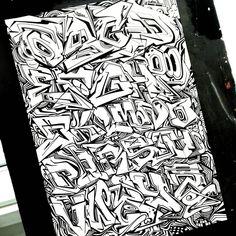 Graffiti Font Style, Graffiti Lettering Alphabet, Best Graffiti, Street Art Graffiti, Images Alphabet, Calligraphy Fonts, Religious Art, Art Images, Design Art