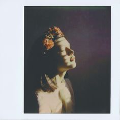 This week's featured artist on the Voulez-Vous project is Rachael Baez: a photographer with a specific film of choice – Polaroid. Her art is dreamy.