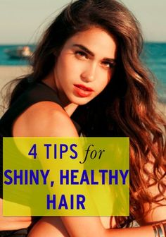 DIY tricks for keeping your hair thick, shiny, and healthy