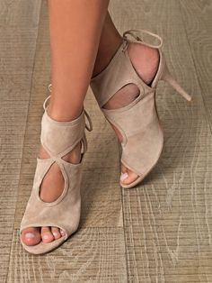 Aquazzura | Sexy Thing Suede Sandals | SS2013
