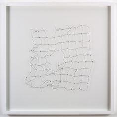 Bullet Drawing, Cornelia Parker