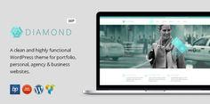 Themeforest WordPress: Diamond – Responsive Business WordPress Theme on THEMEFOREST FREE DOWNLOAD http://themeforestfreedownload.com