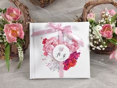 Księgi wpisów gości #decorisus #decoris #peony #peonywedding #peonie #roz…