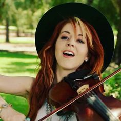 "Lindsey Stirling, ""Something Wild"""