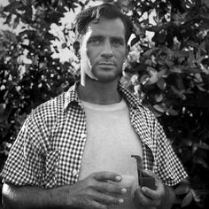 Jack Kerouac. The voice of the Beat Generation.
