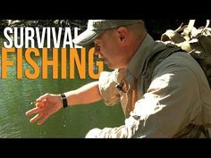 Survival Fishing | Tips & Techniques - Knife HQ (Blade HQ's YouTube Channel)