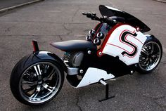 zecOO - THE EMOTIONAL ELECTRIC LOW-RIDE MOTORCYCLE - www.zecoomotor.com/