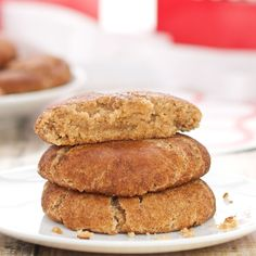 Brown Butter Snickerdoodles {Sweet Pea's Kitchen} (Megan's recommendation)