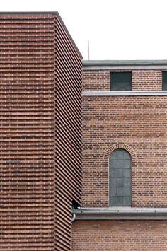H.C.Ørsted Power Plant, Substation, Denmark / Gottlieb Paludan Architects
