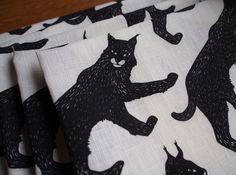 LISALISA.SE - Kitchen towel - Graphic Wild Collection - by Lisa Göthberg