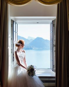 The window to the world... What adventures will await this bride? Clearly an unforgettable wedding day at the shores of Fuschlsee Lake with a breath-taking view! . . . . 📸 @tony.gigov @schlossfuschl  #stressfreeweddingsbysandram #gettingmarriedinaustria #destinationweddingaustria #destinationwedding #austria #salzburg #salzkammgut #fuschlsee #schlossfuschl #weddingplannersalzburg #weddingplanneraustria #weddingcoordinator #weddingplanning #weddingaustria #sayidoinaustria #weddingday… Wedding Coordinator, Wedding Planner, Destination Wedding, Wedding Day, Take A Breath, Salzburg, Austria, Getting Married, Window