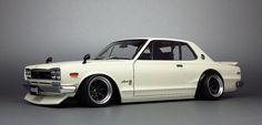 Nissan Skyline hakosuka custom
