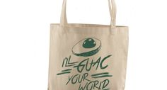 I'LL GUAC YOUR WORLD MARKET TOTE BAG by BAD PICKLE TEES on @UDKitchen http://undiscoveredkitchen.com a digital farmers' market for specialty, small batch food!