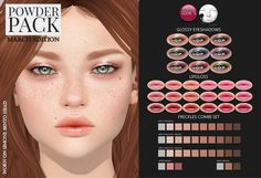 Powder Pack LeLutka March Edition released | by Izzie Button (Izzie's)