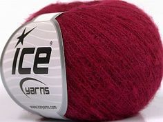 Kid Mohair Comfort Dark Fuchsia  Fiber Content 6% Elastan, 33% Polyamide, 28% Kid Mohair, 18% Wool, 15% Viscose, Brand Ice Yarns, Dark Fuchsia, Yarn Thickness 1 SuperFine  Sock, Fingering, Baby, fnt2-55392 Ice Yarns, Winter Hats, Wool, Fiber, Kids, Content, Dark, Young Children, Boys