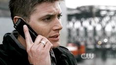 Jensen Ackles as Dean Winchester in Supernatural (Born Under a Bad Sign)