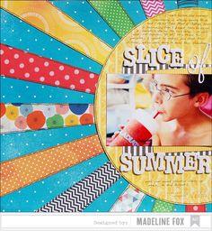 Madeline Fox - Slice of Summer