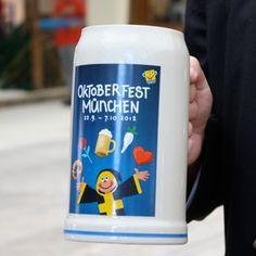 Oktoberfest Maßkrug 2012