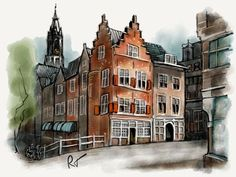 Delft (Made with Paper by FiftyThree)