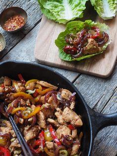 Sunne kyllingwraps - Mat På Bordet Paella, Ethnic Recipes, Food, Essen, Meals, Yemek, Eten