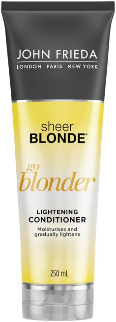 John Frieda - Sheer Blonde® Go Blonder Lightening Conditioner Reviews | beautyheaven