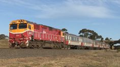 Commuter Trains to Bacchus Marsh: Australian Trains