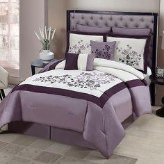 Aaron 8-pc. Comforter Set kohls