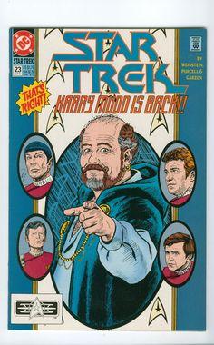 Star Trek Original Series Number 23 September 1991 DC Comics