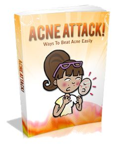 Acne Attack ~ HEALTHY PEOPLE