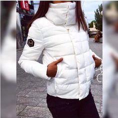 Luxury Padded Parka Coats