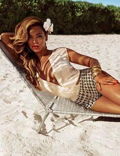 Beyoncé for H & M this summer!