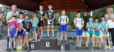 La Escuela de Ciclismo Sexitana sumó siete nuevos podios en el Circuito Provincial