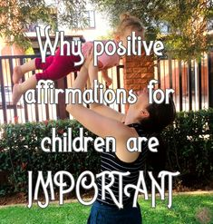 Using positive words of affirmation when encouraging our children also makes a huge impact on their self-confidence and emotional well being. Positive Words Of Affirmation, Positive Affirmations, Twin Mom, Self Confidence, Encouragement, Parenting, Things To Come, Positivity, Wellness